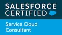 Service Cloud Consultant Certification Logo